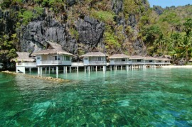 El Nido waterfront cottages